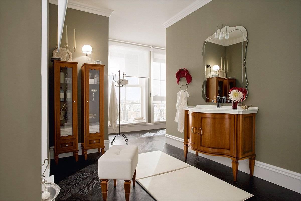 salle de bain r tro classique carr d 39 eau. Black Bedroom Furniture Sets. Home Design Ideas