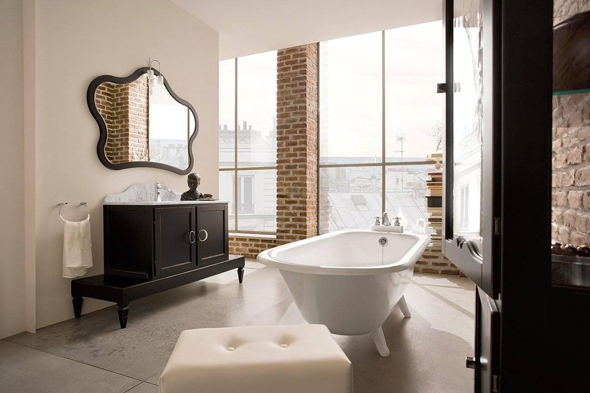 Salle de bain r tro classique carr d 39 eau for Salle de bain classique