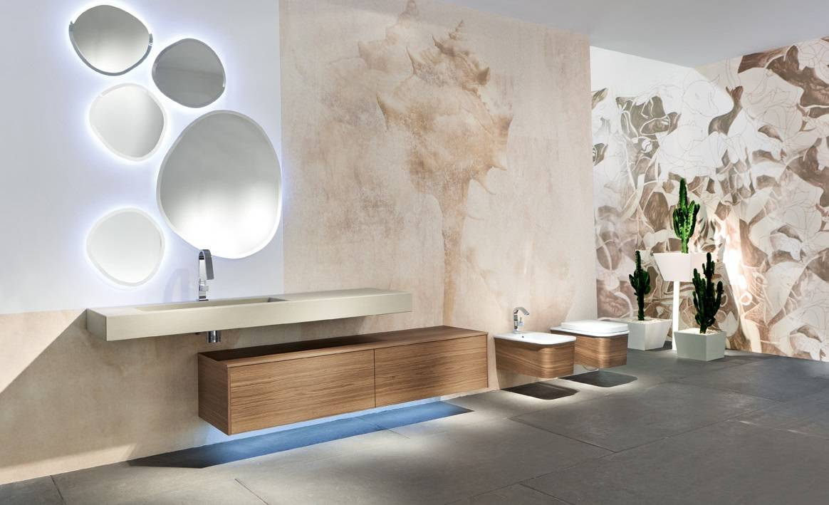 Salle de bain contemporaine carr d 39 eau for Siti di arredamento design
