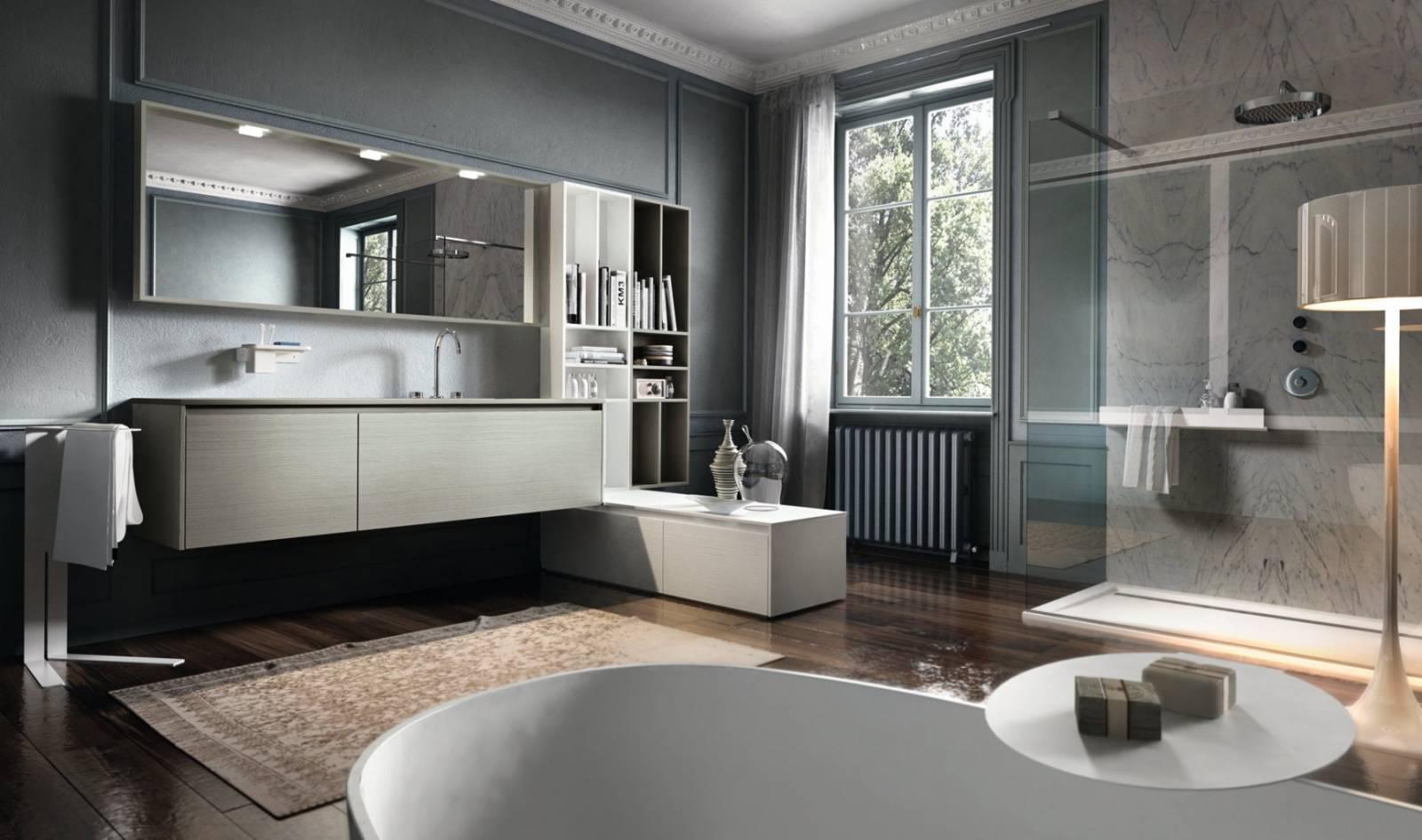 salle de bain design carr d 39 eau. Black Bedroom Furniture Sets. Home Design Ideas