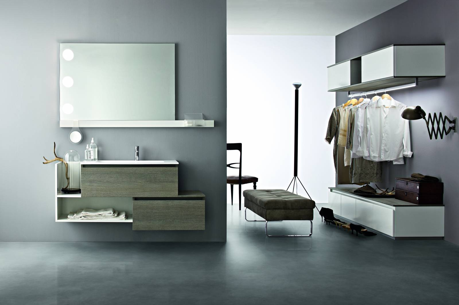 cr ation de salle de bain montpellier carr d 39 eau. Black Bedroom Furniture Sets. Home Design Ideas