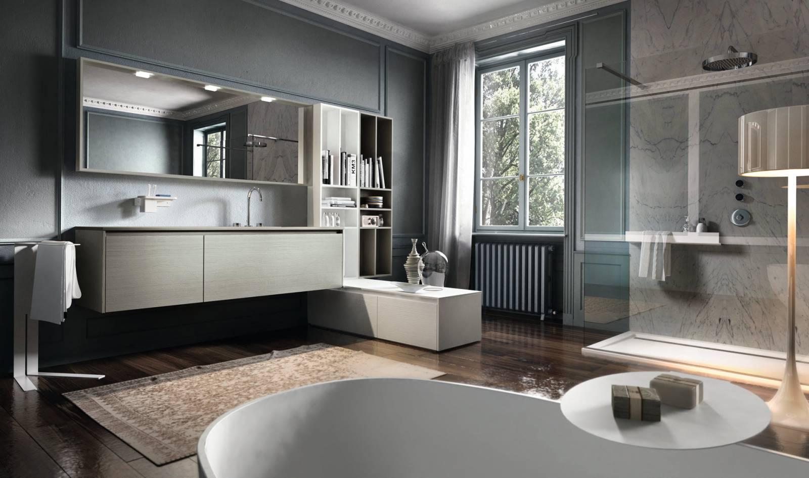 r novation de salle de bain montpellier carr d 39 eau. Black Bedroom Furniture Sets. Home Design Ideas