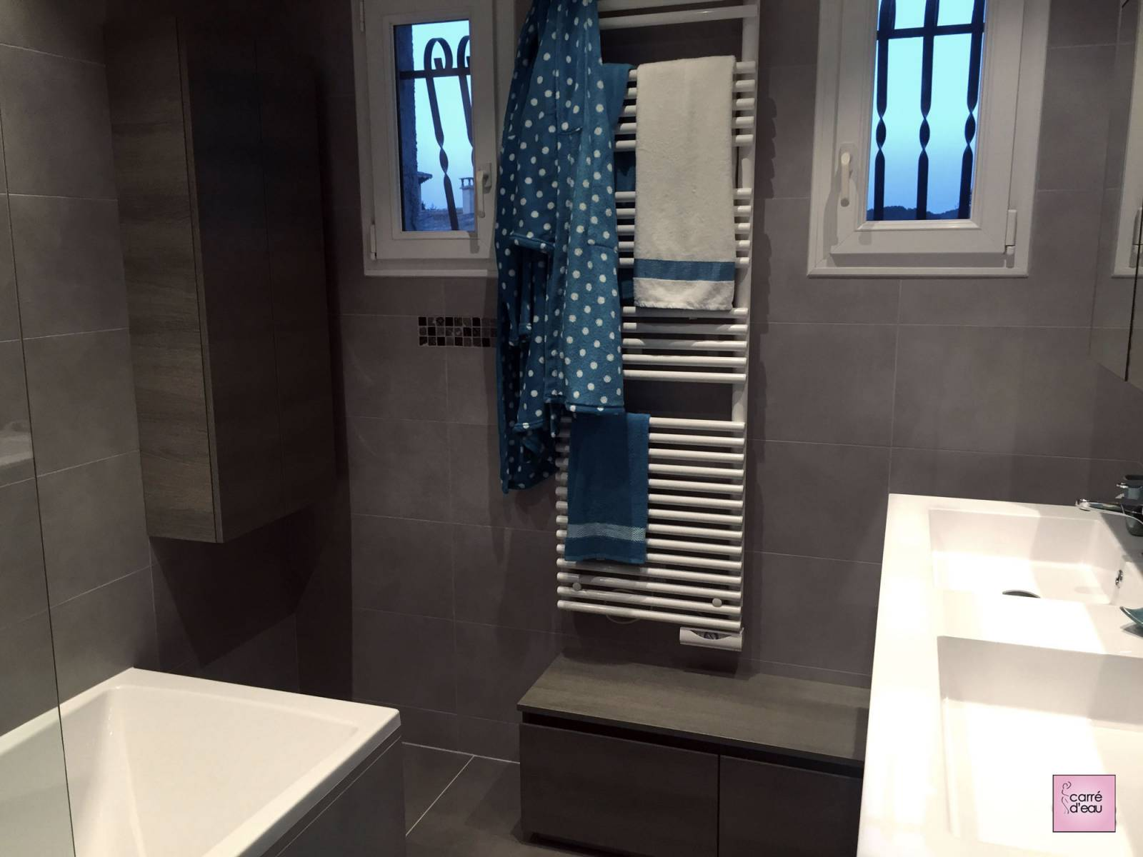 Salle De Bain Optimisee ~ salle de bain optimis e grabels carr d eau